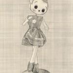 昭和の人形